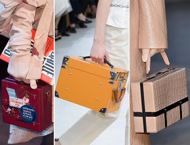 сумки квадратной формы