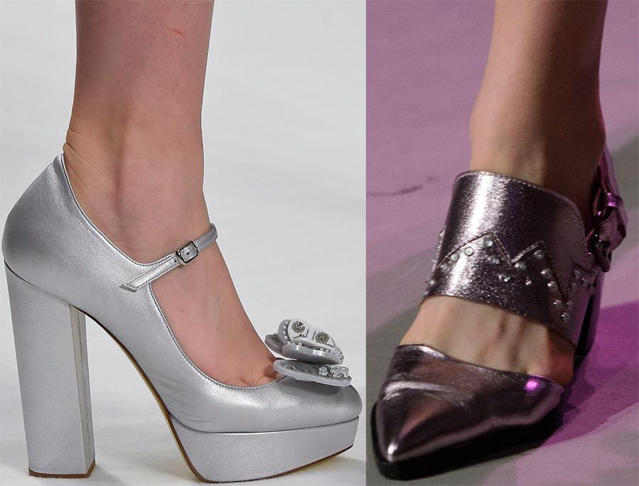 модные туфли осень-зима 2016-2017, фото 2