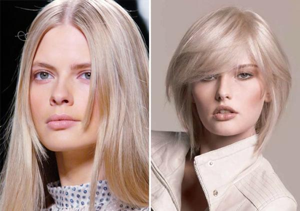 Модный блонд 2016 2017