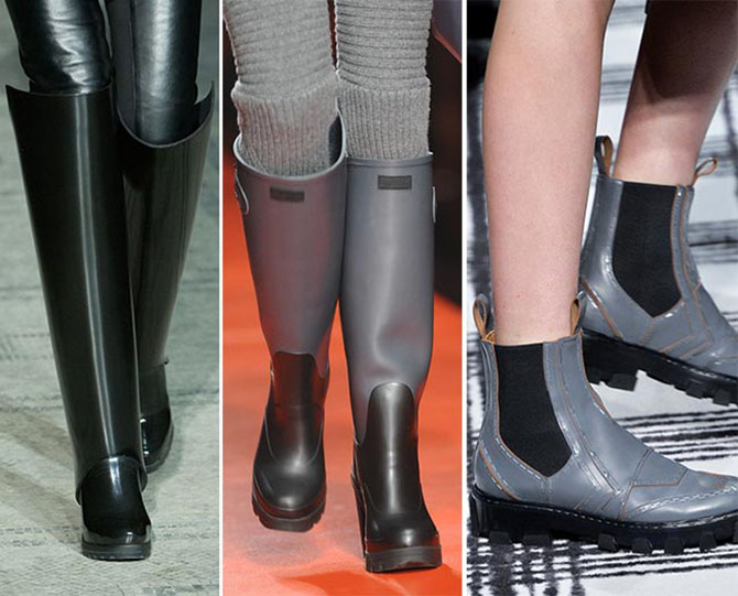 модная обувь осень 2016