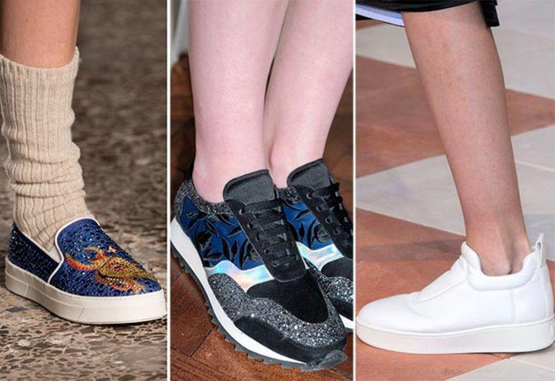 модная обувь осень 2016 2