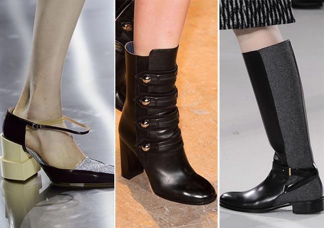 модная обувь осень 2016 3