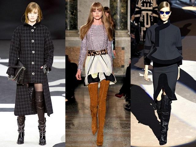 модные цвета в одежде осень 2016 3