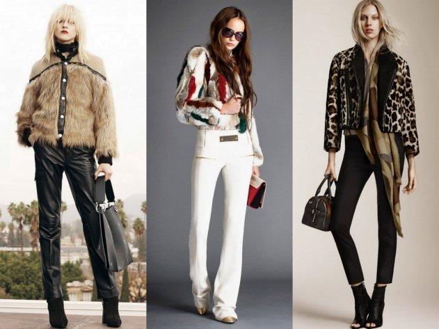 модные женские куртки 1
