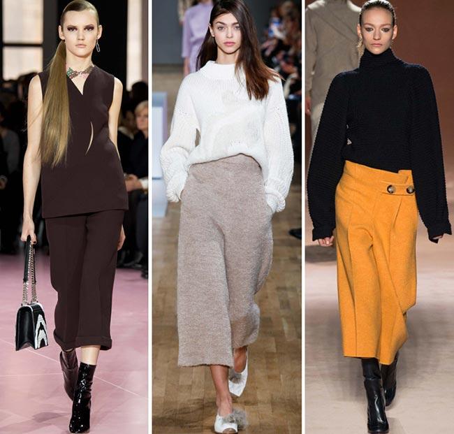 модные брюки зима 2017 2