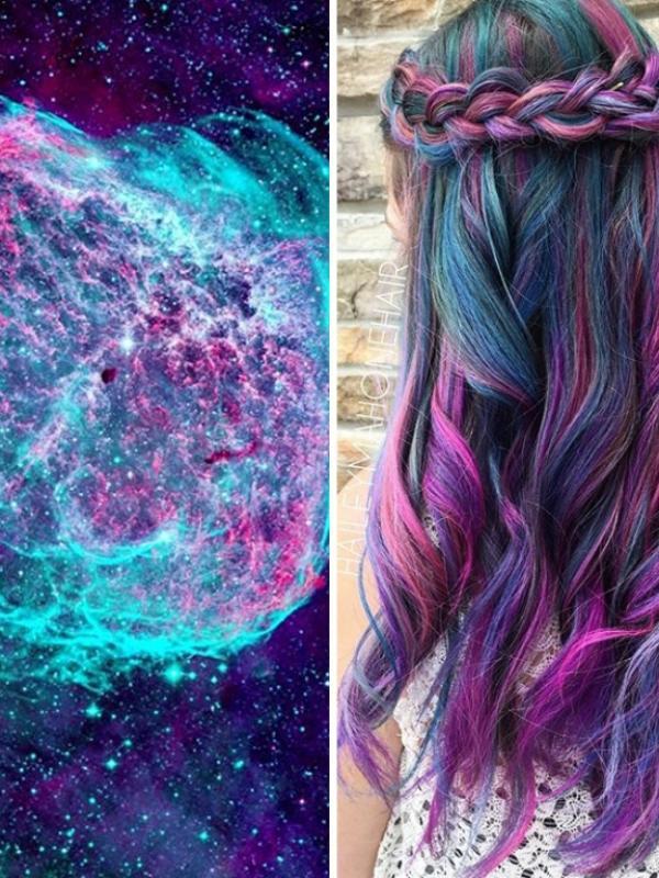 необычные и очень яркие цвета