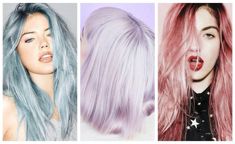 модный цвет волос осень-зима 2016-2017, фото 1