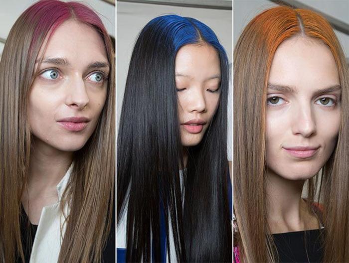 модный цвет волос осень-зима 2016-2017, фото 2