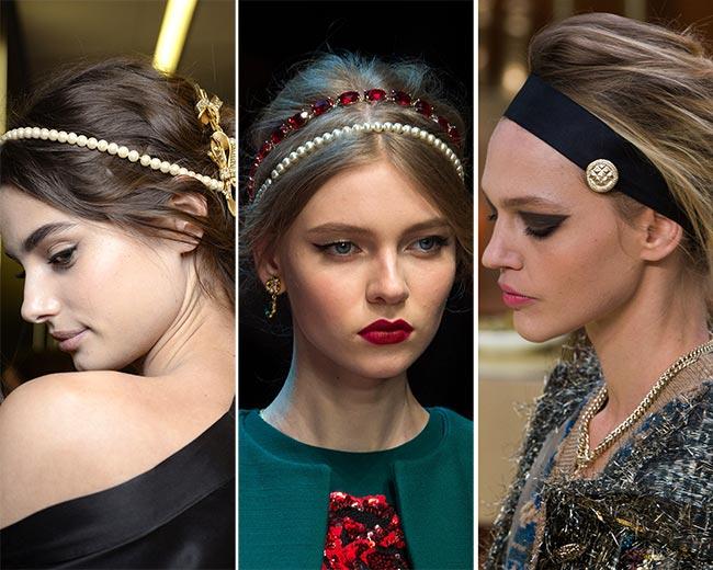 модные аксессуары для волос 1