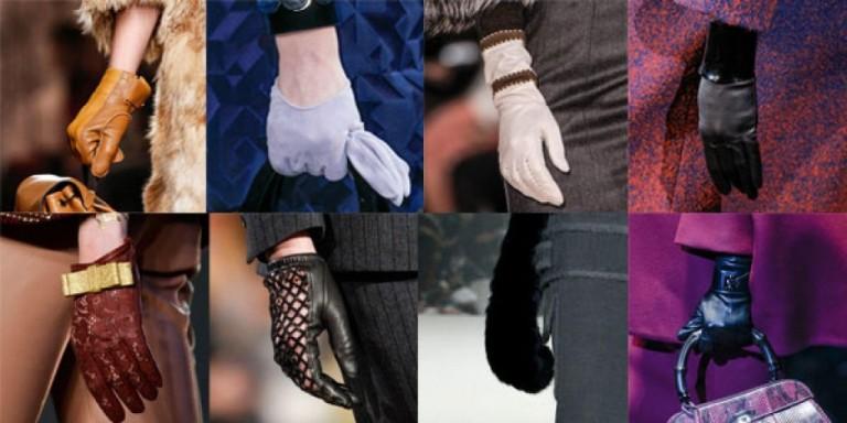 модные перчатки 1