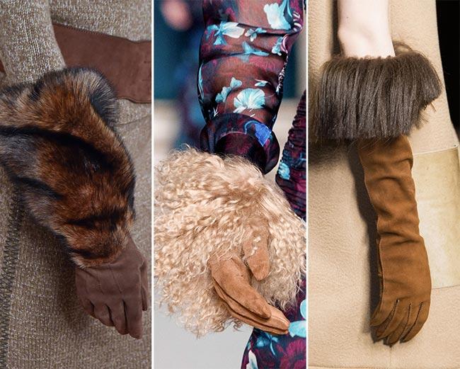 модные перчатки 2