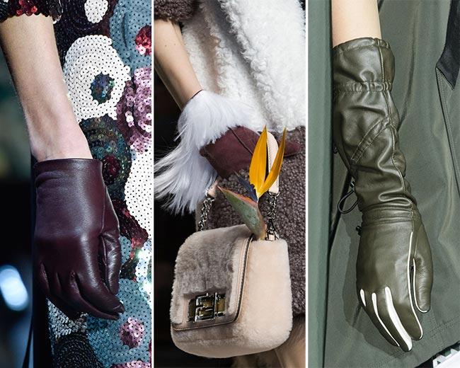 модные перчатки 3