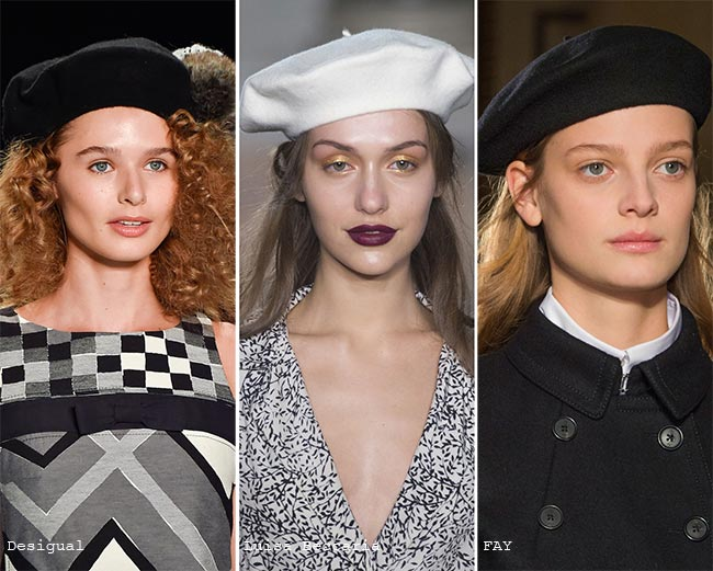 шапки и береты 3