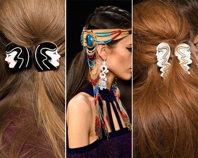 модные аксессуары для волос 4