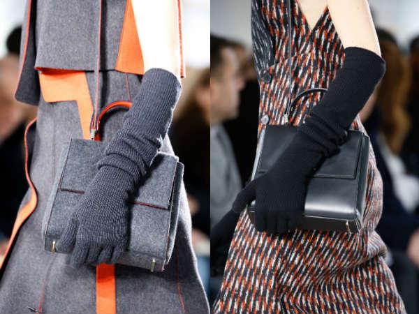 модные длинные перчатки 3