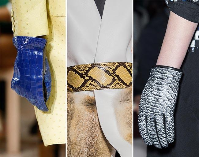 модные короткие перчатки 2