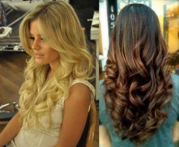 модные стрижки на длинные волосы фото 2