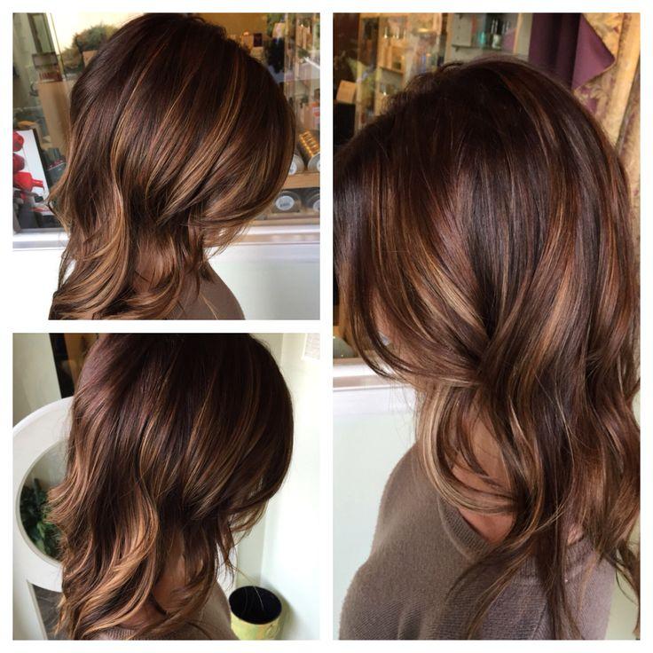 техники окрашивания волос 2018, фото 1