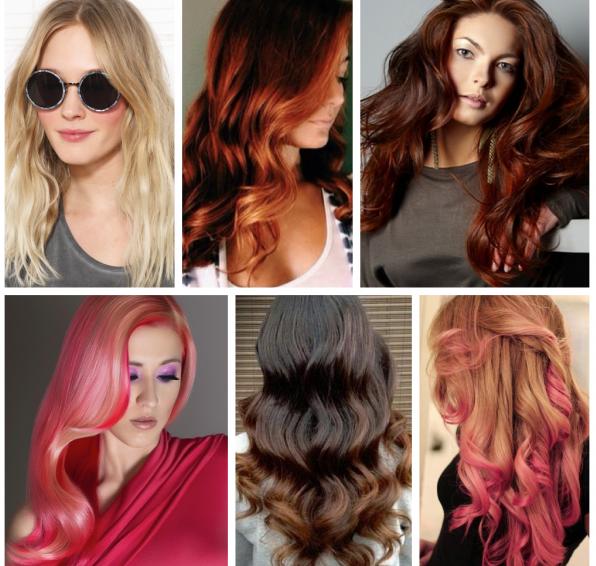 техники окрашивания волос 2018, фото 2