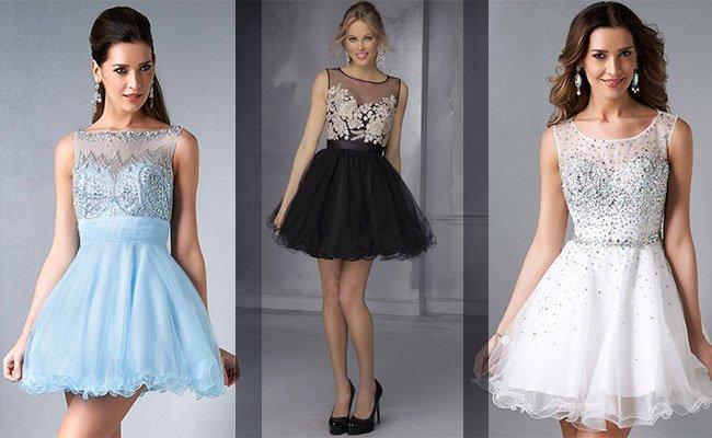 коктейльные платья 2