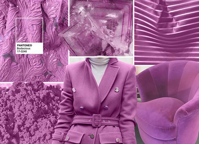 безрассудный розовый