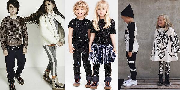 детская одежда осень-зима 2016-2017, стилевые решения 2