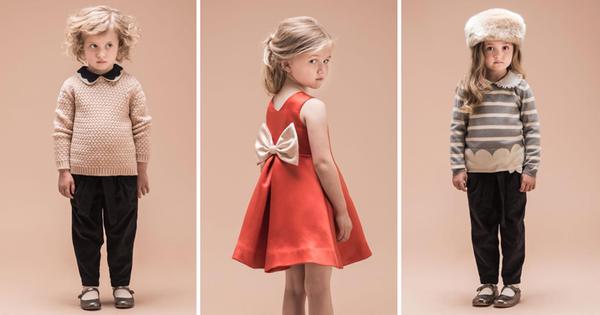 детская мода, фото одежды осенне-зимнего сезона 2016-2017 4