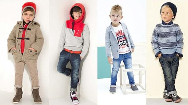 детская одежда осень-зима 2016-2017, стилевые решения 3
