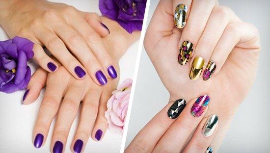 шеллак дизайн, фото ногтей и лучшие работы 4