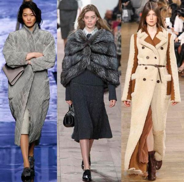 модные дубленки осень-зима 2016-2017, фото 2