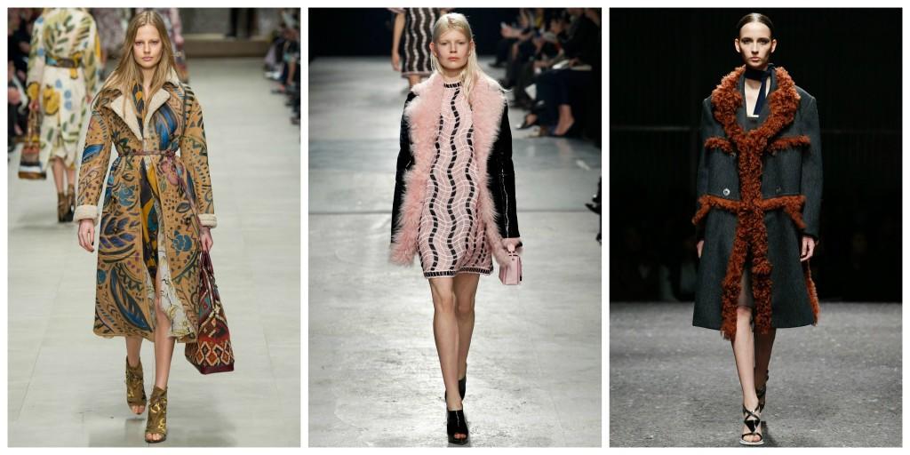 модные дубленки осень-зима 2016-2017, фото 3