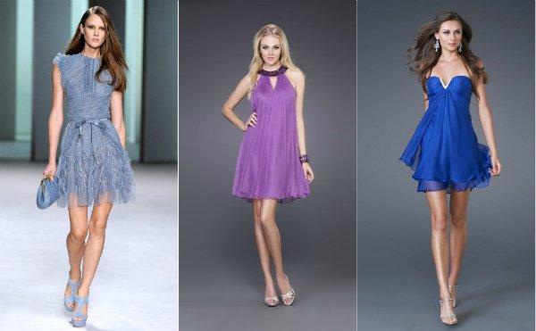 фото коктейльных платьев к Новому году 5