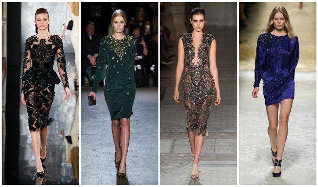 блестящие платья 3