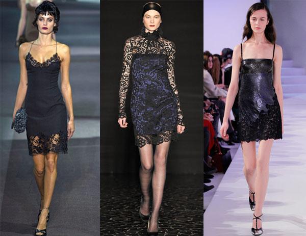 кружевные платья 2