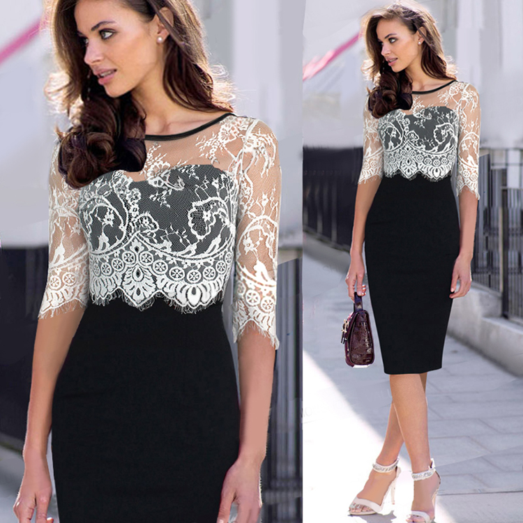 кружевные платья 4