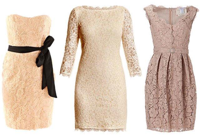 кружевные платья 5