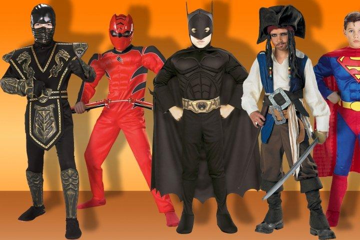 костюмы для школьников на Новый год 1