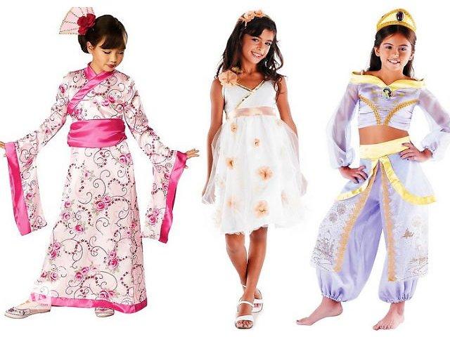 костюмы для школьников на Новый год 4