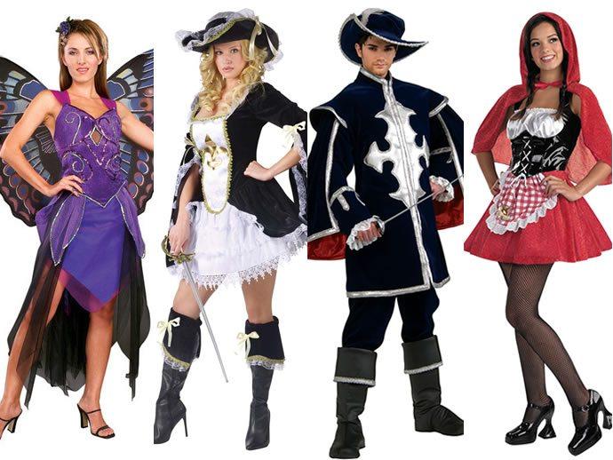костюмы для подростков на Новый год