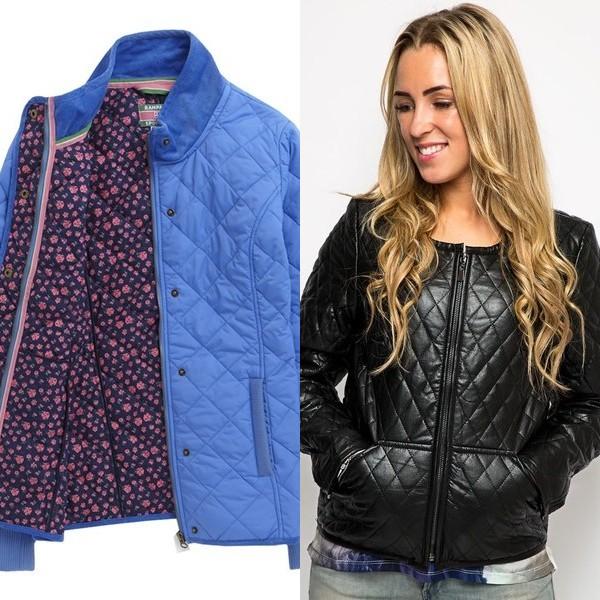Модные теплые куртки 2017