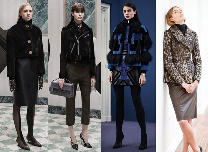 фасоны модных курток на осень и зиму 2016-2017 на фото 1