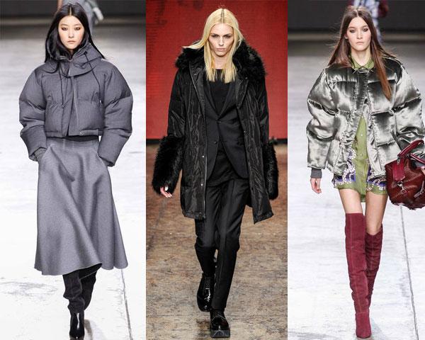 фасоны модных курток на осень и зиму 2016-2017 на фото 2