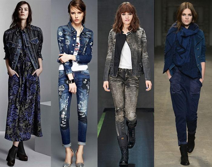 джинсовые куртки, фото 1