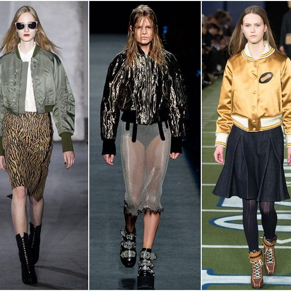 фасоны модных курток на осень и зиму 2016-2017 на фото 6