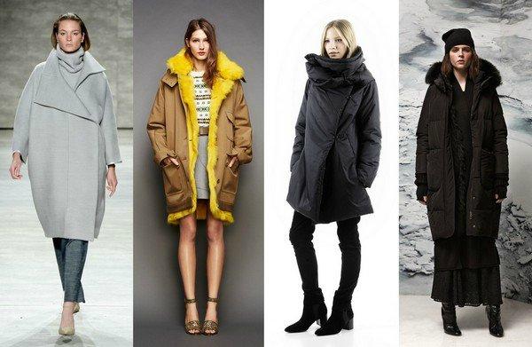 куртки в стиле оверсайз (oversize), фото 1