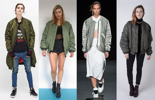 куртки в стиле оверсайз (oversize), фото 2