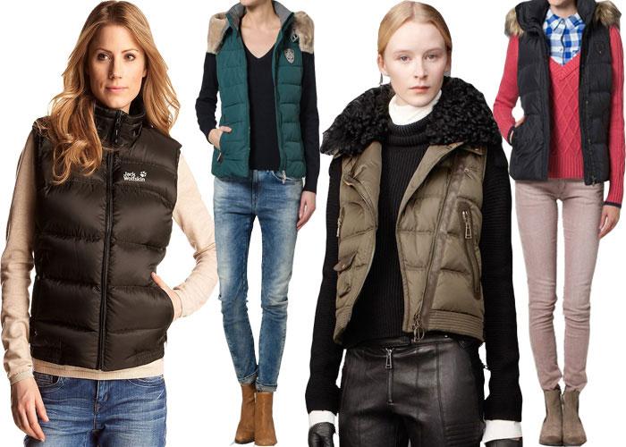 куртки-жилетки, фото