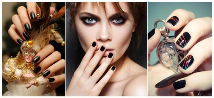 модный маникюр 2017 на короткие ногти, фото 5