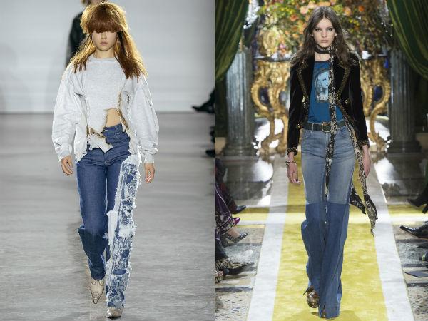 модные женские джинсы осень-зима 2016-2017, фото новинки 4