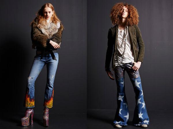 модные женские джинсы осень-зима 2016-2017, фото новинки 5